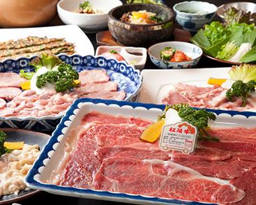 A5ランクの松坂牛に東京Xまで自慢の肉が大集合